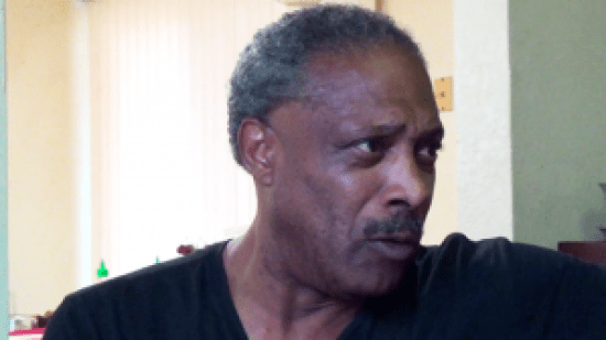 Treasure Island whistleblower Andre Patterson is a fully-trained marine