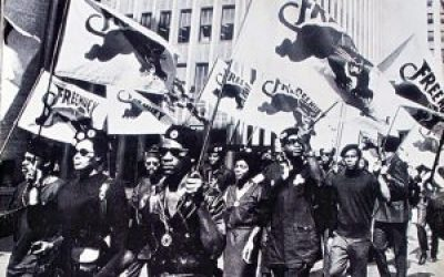 Bunchy Carter was a leader of the very strong and influential Black Panther Party in Los Angeles.