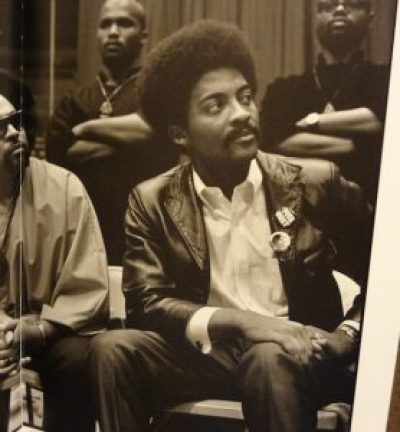 Black Panther Party Deputy Minister of Defense Bunchy Carter