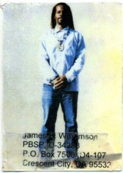 James Baridi Williamson 1994