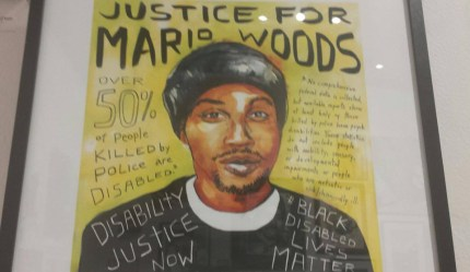 """""""Chat & Chew - Justice 4 Mario! Join us Saturday, Nov. 19, at 10 a.m.-12 p.m. at Auntie April's restaurant, 4618 Third St. in Bayview Hunters Point, as we meet and greet the community, to build momentum for our upcoming Mario Woods Anniversary event. We want to be sure the Bayview community knows about and turns out for the celebration of Mario's life. Come join us as we chew and chat with friends old and new, and promote justice for Mario Woods and his family!"""" – Wealth and Disparities in the Black Community – Justice 4 Mario Woods"""