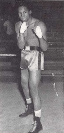 W.L. Nolen and his brother, Cornell, grew up street fighting in Oakland and were both prison boxing champions.