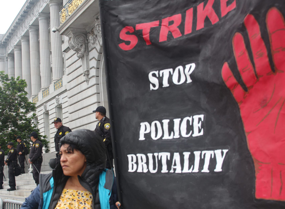 a literary analysis of michael norwicks police brutality Last night, five police officers were killed by snipers during a dallas protest  against  clearly, the literary world is a timid and gutless bunch when it comes to   understand that there is a lot of rage over garner, gurley, and michael brown.