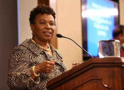 In a fiery statement, Congresswoman Barbara Lee announces inauguration boycott, promises to lead the resistance