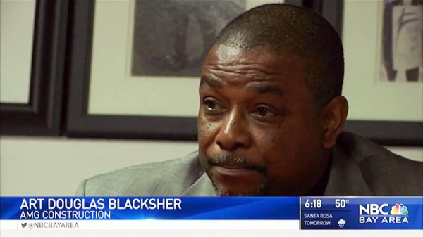 The year of the warrior: Black contractor Doug Blacksher fights back