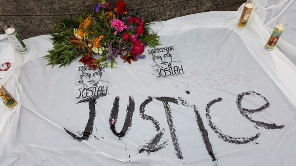 Where are the police in the murder investigation of Humboldt State student David Josiah Lawson?