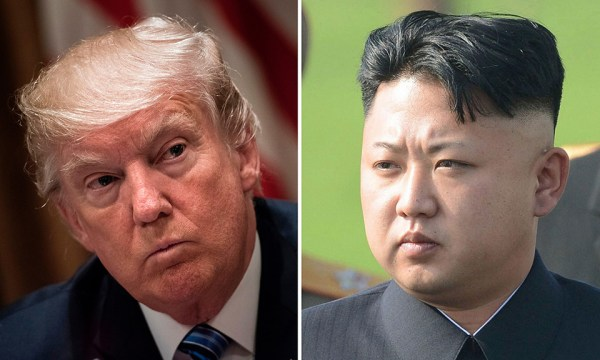 Negotiations, not Trump's 'fire and fury' saber-rattling, can bring peace to Korea