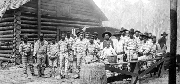 convict slavery