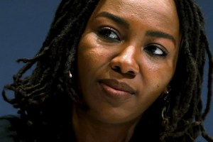 Opal Tometi: Protest DHS' inhumane decision to cancel Haitian TPS