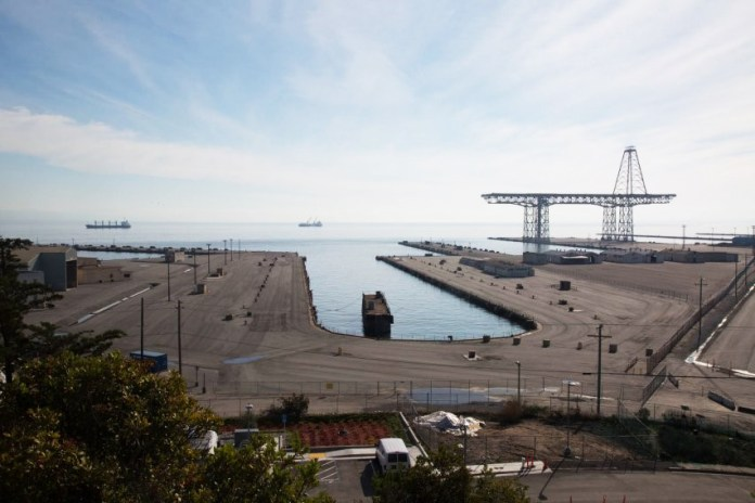 Eyes wide open at the Hunters Point Shipyard | San Francisco Bay View