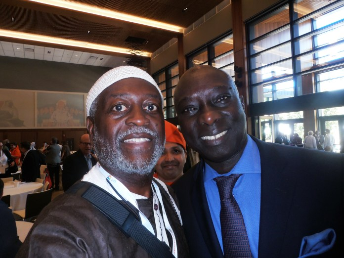 UN-Under-Secy-Genl-H.E.-Adama-Dieng-of-Senegal-Jahahara-at-URI-Accelerate-Peace-int'l-conf-Stanford-0619, Reparations now! Pass HR 40!, Culture Currents