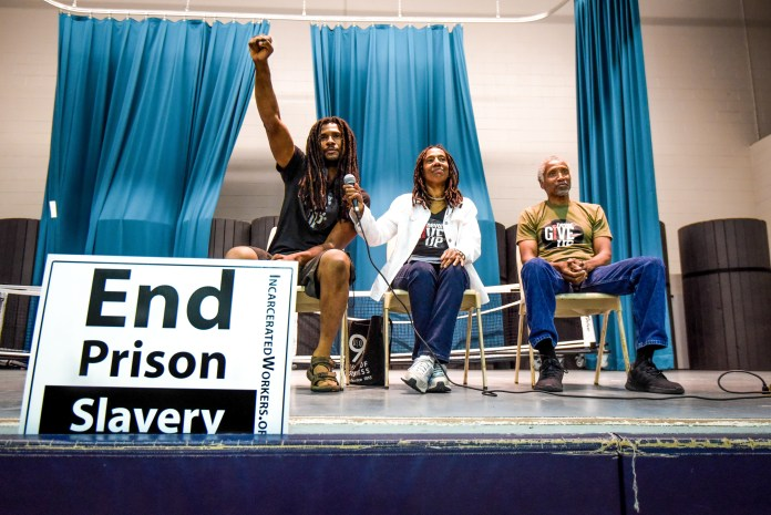 Fight Toxic Prisons Convergence report back | San Francisco Bay View