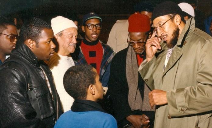 Black, Muslim, freedom fighter: Free Imam Jamil Al-Amin! | San