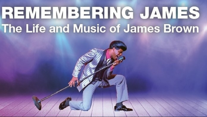 'Remembering James: The Life and Music of James Brown' runs through Nov. 24 at the Black Rep