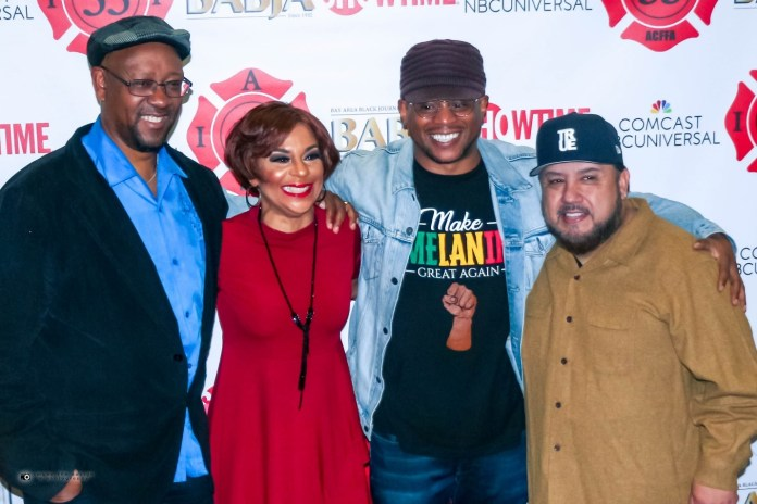 BABJA-Life-Acht-Award-Davey-D-Renel-Brooks-Moon-Sway-Calloway-Chuy-Gomez-Geoffrey's-120719-by-Smoke-EFX-Design-Photography, Bay Area Black Journalists honor Davey D with Lifetime Achievement Award, Culture Currents
