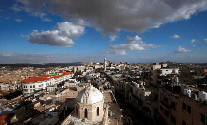 Bethlehem-old-city-in-Israeli-occupied-West-Bank-taken-120219-by-Mussa-Qawasma-Reuters, Christmas dispatches from Bethlehem, Featured World News & Views