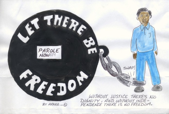 2020BayViewLet-There-Be-Freedom-art-by-Arkee-Chaney, Gov. Ivey, is this your answer to the war on drugs?, Behind Enemy Lines