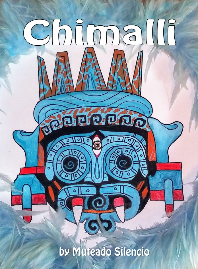 Chimalli-cover, 'Untold, UnSold: Black, Brown, Red, Broke & Disabled Voices in Black History Month' book tour, Culture Currents