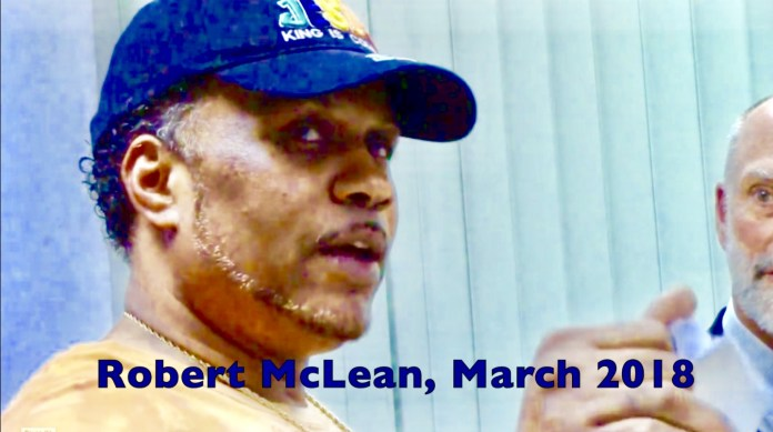 Treasure-Island-whistleblower-'Robert-McLean-March-2018'-by-Carol-Harvey, Treasure Island: 'Everybody who put us out there should be in jail for murder and attempted murder', Local News & Views