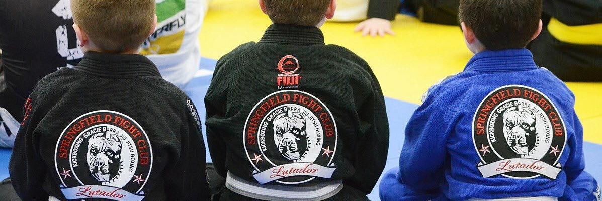 Kids BJJ Springfield Fight Club Brazilian Jiu Jitsu