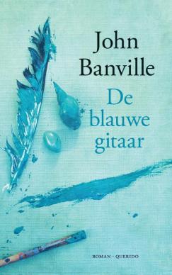 john banville_de blauwe gitaar