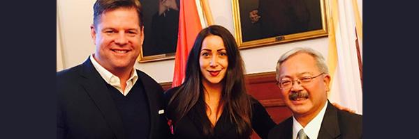 Mark Farrell Elected Interim Mayor