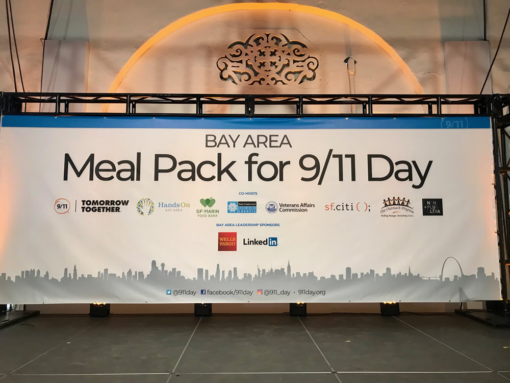 Meal Pack for 9/11 Day