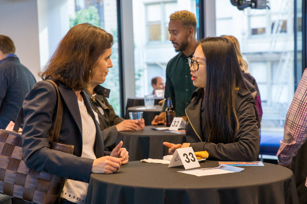 2018 Building Connections at Breaking Into Tech
