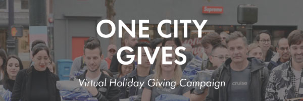 3 Holiday Volunteer Opportunities in SF