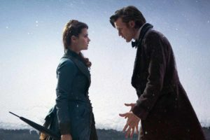 Doctor Who Xmas Special 2012 trailer.