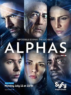 Alphas is dead - no season three.
