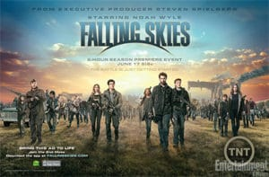 Falling Skies... and if you think the FIRST lot are bad...
