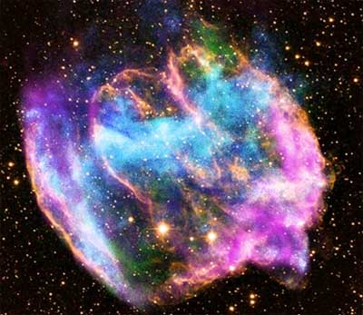 When rotating stars explode.