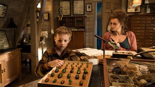 The Young and Prodigious Spivet... Jean-Pierre Jeunet cuts loose again.