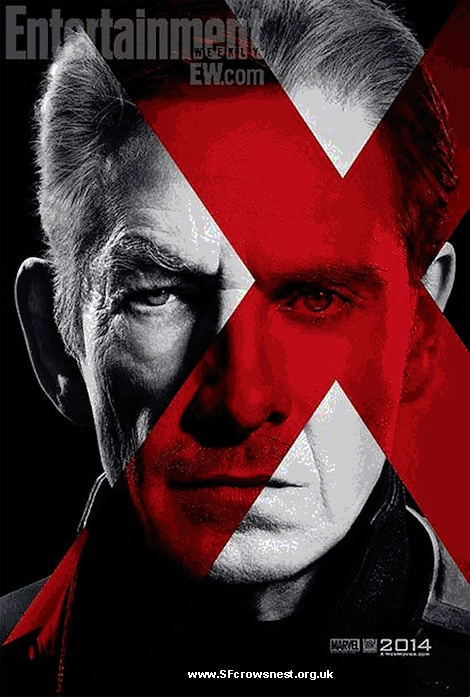 Magneto times two.