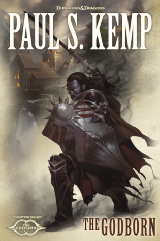 The Godborn: The Sundering, Book II by Paul S. Kemp (book review).