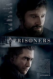 Review: Prisoners (2013)  a film review by Mark R. Leeper.