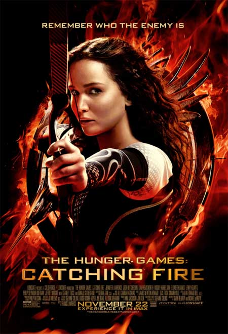 The Hunger Games: Catching Fire... who is the enemy?