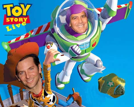Toy Story . . . live action movie planned!