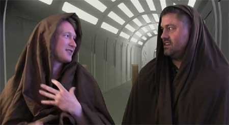 Jedi Waiting Room (web series review ).
