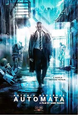 Automata - the robot strikes back (Antonio Banderas movie trailer).