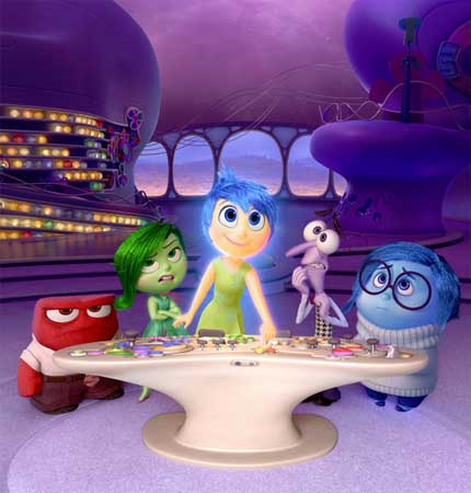 Inside Out Trailer 2 (Pixar).