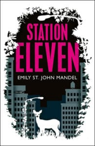 Station Eleven by Emily St John Mandel heads the Arthur C. Clarke Award shortlist.
