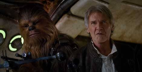 Chewie Tune - the song of the wookie.