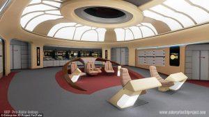 Star Trek Enterprise: complete virtual interior!