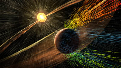 Mars' Red Death: NASA discovers secret of what killed Mars!
