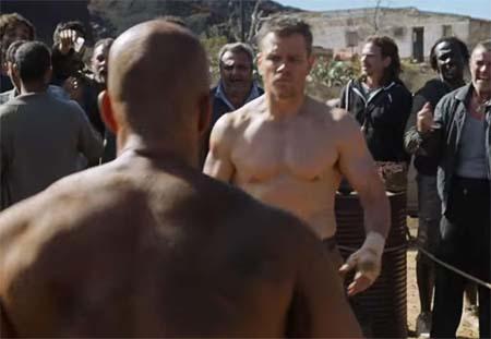 Bourne free? 1st trailer for the Jason Bourne film.