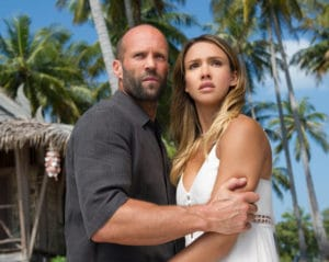 """What do you know...it's MECHANIC: RESURRECTION's version of """"Beauty and the Bullet-Spraying Beast"""" in Dennis Gansel's contrived hit man fairy tale"""