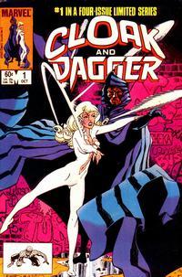 Cloak & Dagger (Marvel's new TV series).