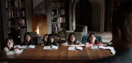 Seven Sisters: scifi movie trailer for Noomi Rapace's clone flick.